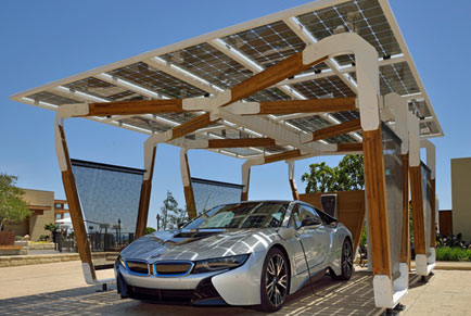 Bmw Home Charging Station For Electic And Plug In Hybrid Vehicles