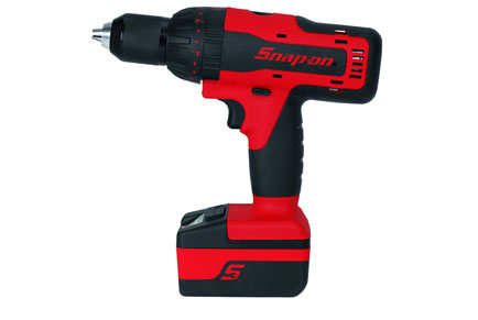 New Cordless Hammer Drill from Snap-on Tools - BodyShop News
