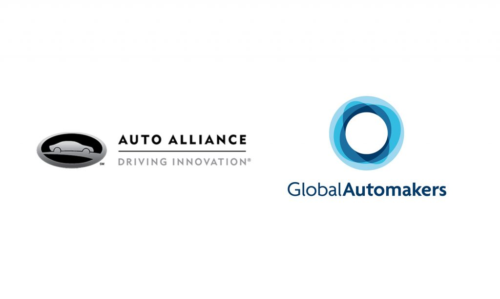 Alliance Of Automobile Manufacturers >> Us Trade Associations Call For Adherence To Oem Procedures
