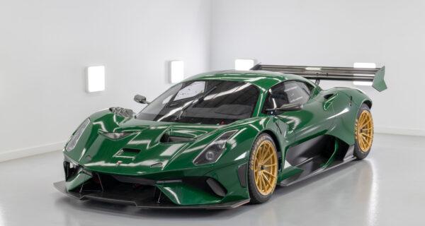 Axalta Now Exclusive Supplier To Brabham Automotive