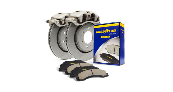 Goodyear Moves Into Brakes With Premium Brake Line