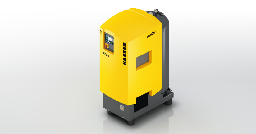 Kaeser SXC Compressors Available Now