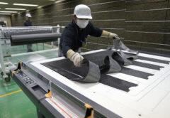 Nissan Develops Breakthrough Carbon Fibre Production Process
