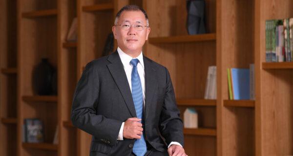 Euisun Chung Becomes Chairman Of Hyundai Motor Group