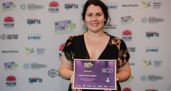 Maxine Colligan Named Western Sydney Woman Of The Year