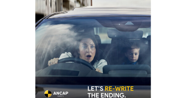 ANCAP Launches AEB, Lane Departure Ad Campaign