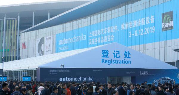 Automechanika Shanghai On In 2 Weeks - Visit Online