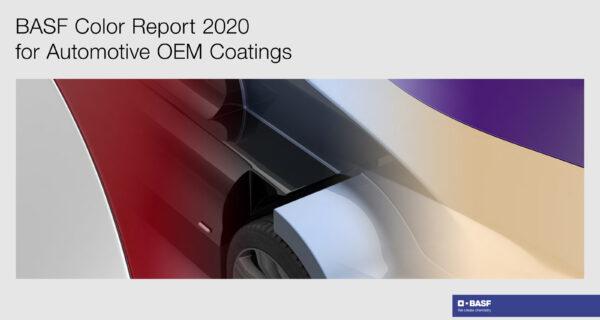 BASF Colour Report 2020 Notes Wider Colour Range