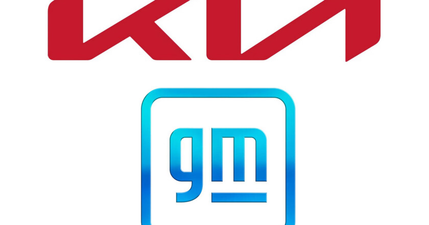 GM And Kia Roll Out New Brand Identities
