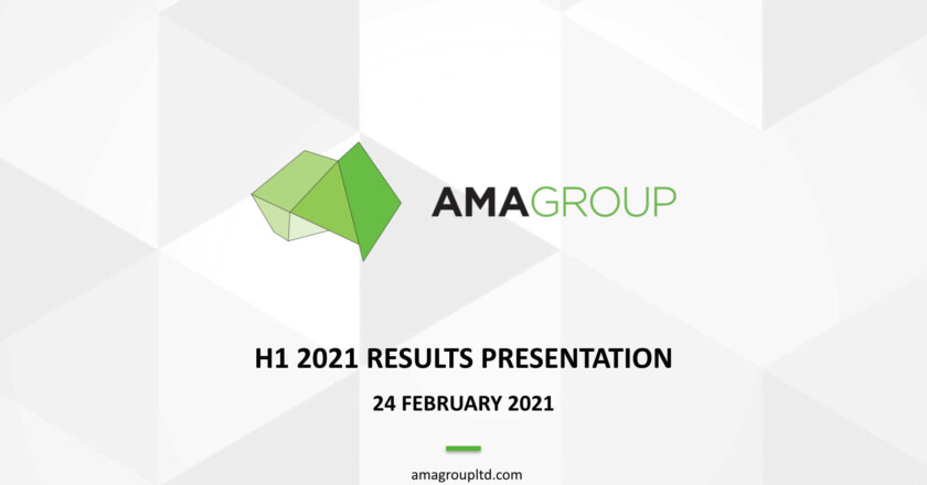 AMA FY2021 Half Year Results: Profit Recorded But No Dividend