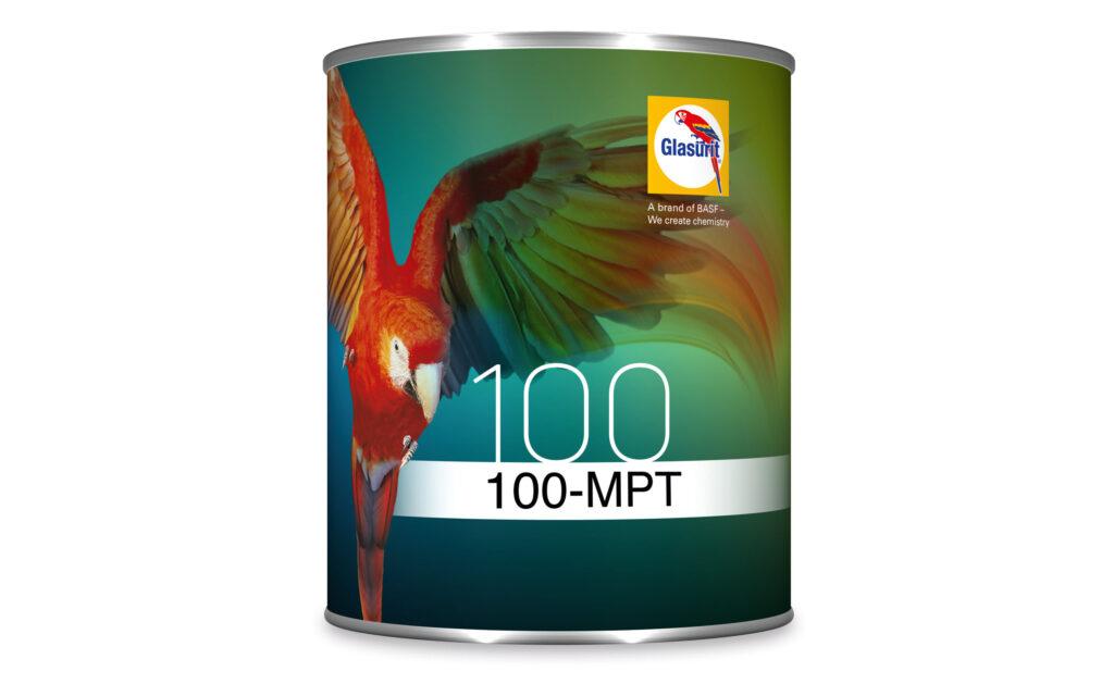 Glasurit 100-MPT Function Coat Launched In Australia