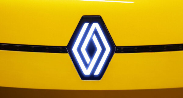 Renault Officially Launches New Logo