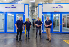 The Gordon Institute of TAFE Installs Two New Spray Booths