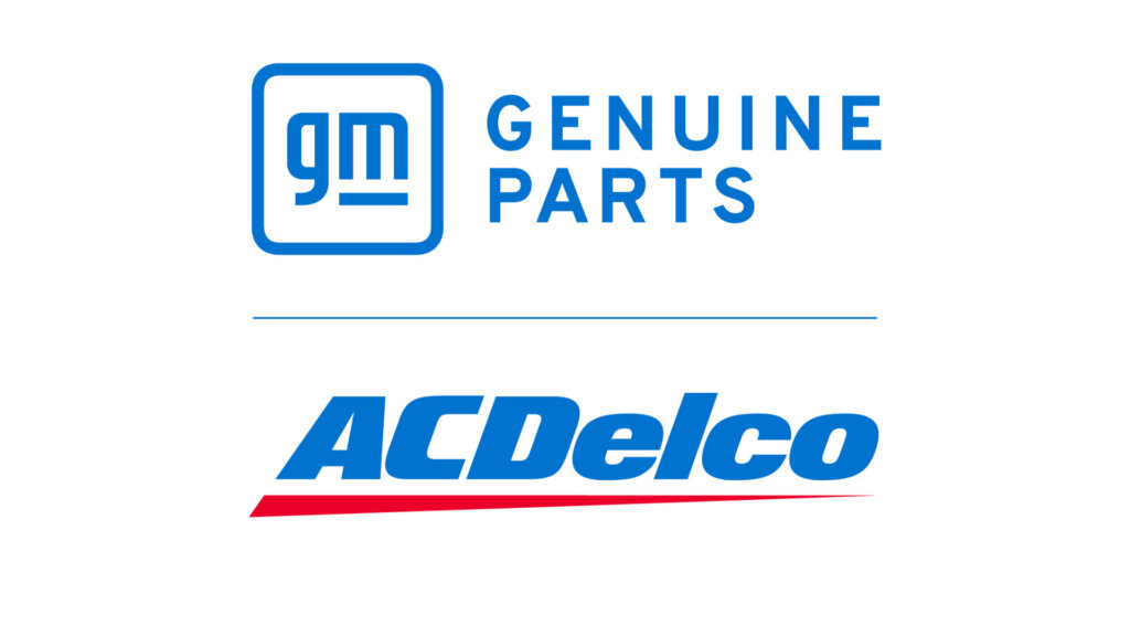 GM Reveals New Aftersales Logos, ACDelco OE Parts Expansion