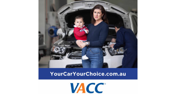 VACC Launches Choice Of Repairer Campaign